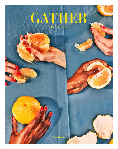 Gather Journal- The Senses