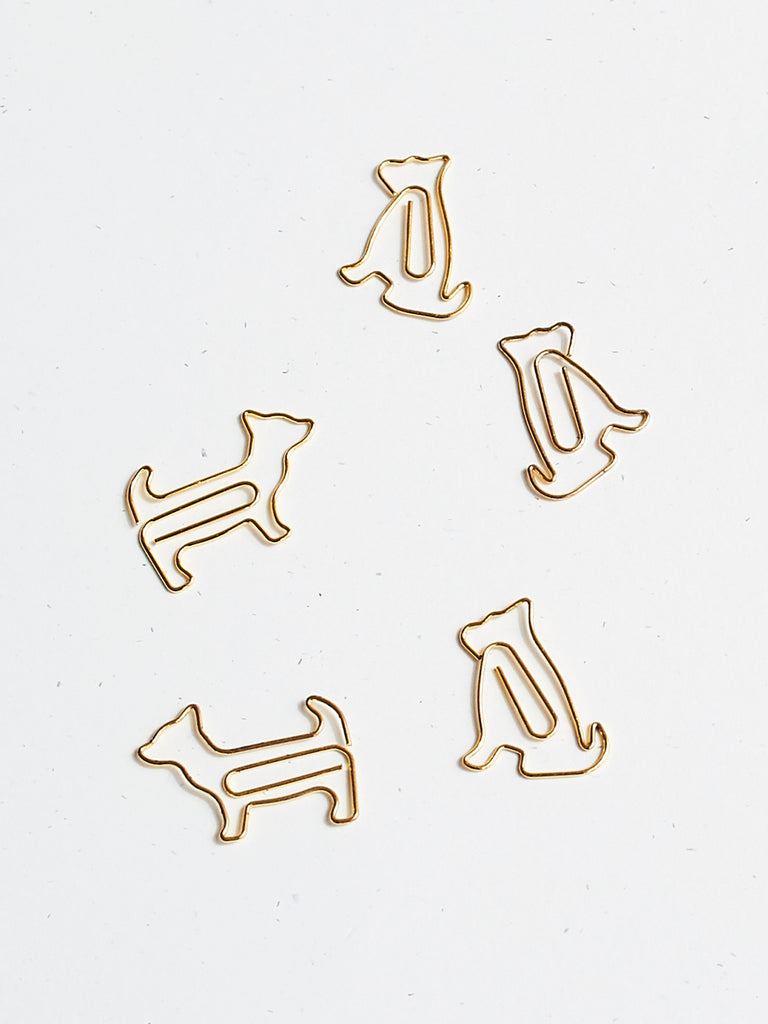 Animal Paperclips