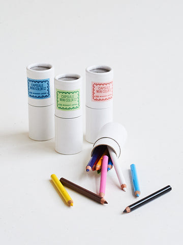 Mini Pencils in a Tube