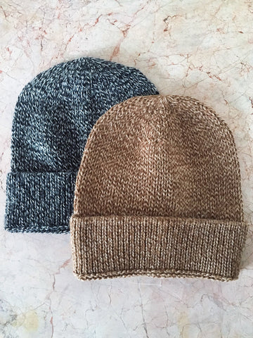 Alpaca Watch Cap
