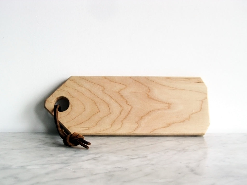 Maple Cheeseboard