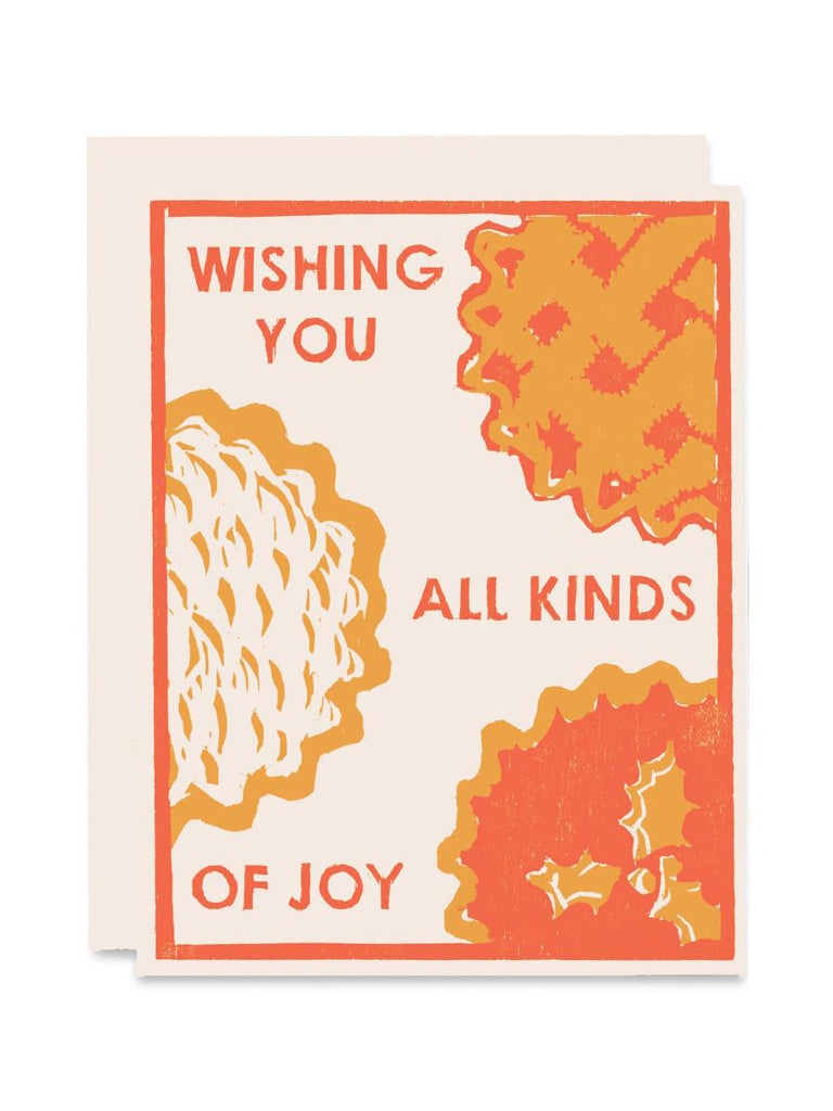 All Kinds Of Joy Card
