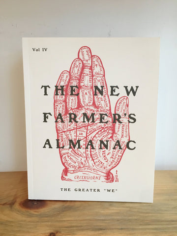 The New Farmer's Almanac, Volume IV