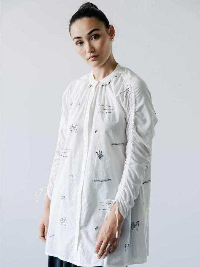Cy Shirt Dress- Valley Marin