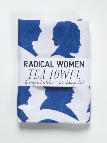 Radical Women Tea Towel
