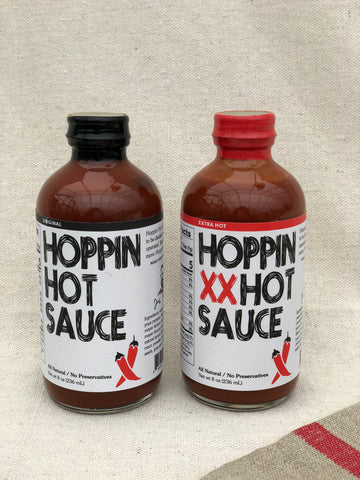 Hoppin Hot Sauce - Original & XX