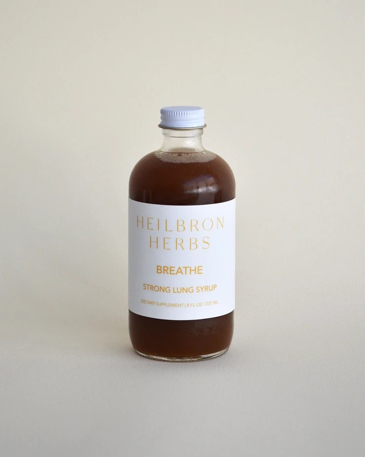 Breathe - Strong Lung Syrup