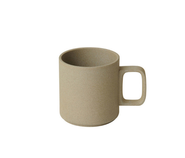 Hasami Porcelain - Natural Mug - Small