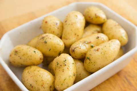 BABY GARLIC POTATOES 1kg