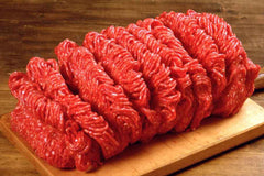 100% LEAN MINCED BEEF