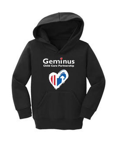 Geminus Toddler Hooded Sweatshirt