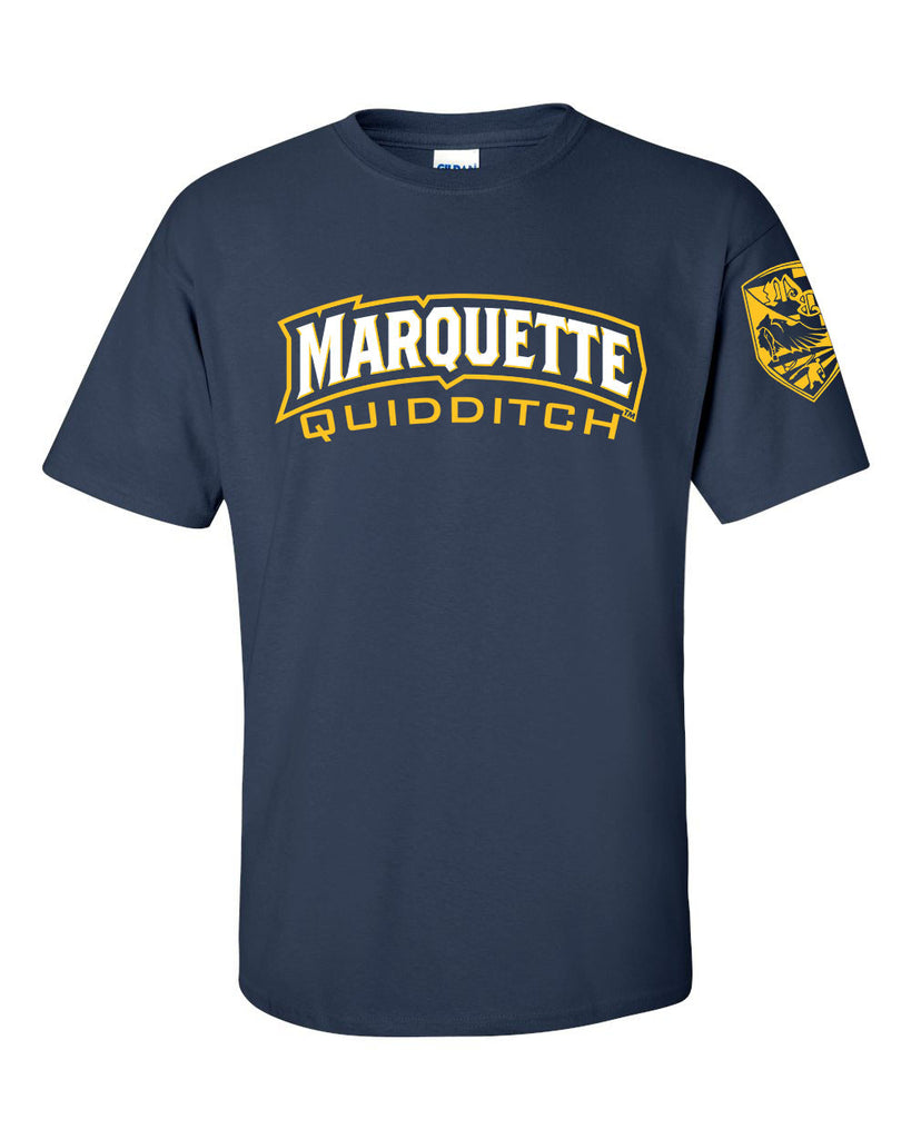 Club Quidditch at Marquette