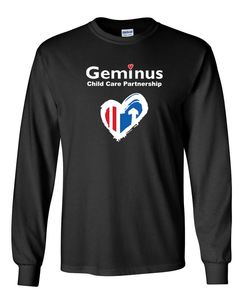 Geminus Long Sleeve T-Shirt (Available in Youth & Adult)