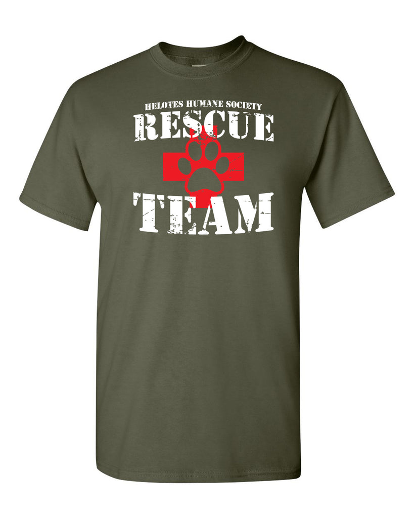 Helotes Humane Society Rescue Team