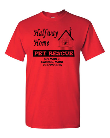 Halfway Home Pet Rescue - Full Front