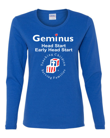 Ladies Long Sleeve T-Shirt (EHS/HS) - $10.00