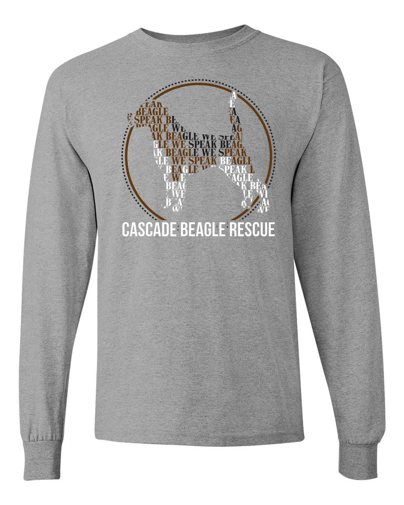 Cascade Beagle Rescue - STAFF Long Sleeves