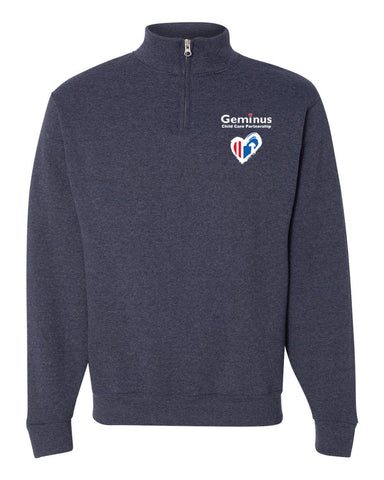 Cadet Collar Quarter-Zip (CCP) - $21.75