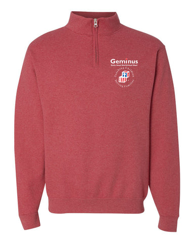 Cadet Collar Quarter-Zip (EHS/HS) - $21.75