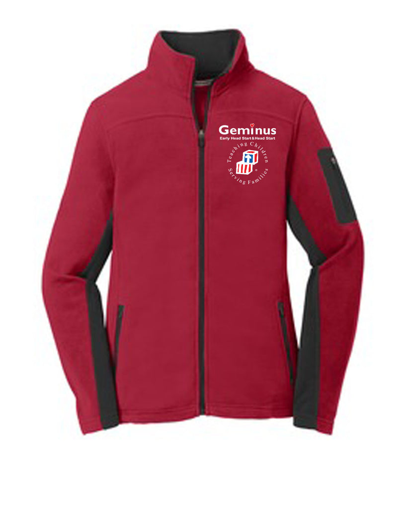 Womens Fleece Full-Zip Jacket (EHS/HS) - $36.25