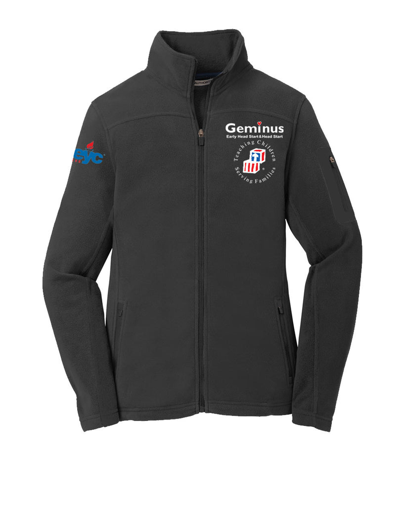 Geminus NAEYC Womens Fleece Jackets