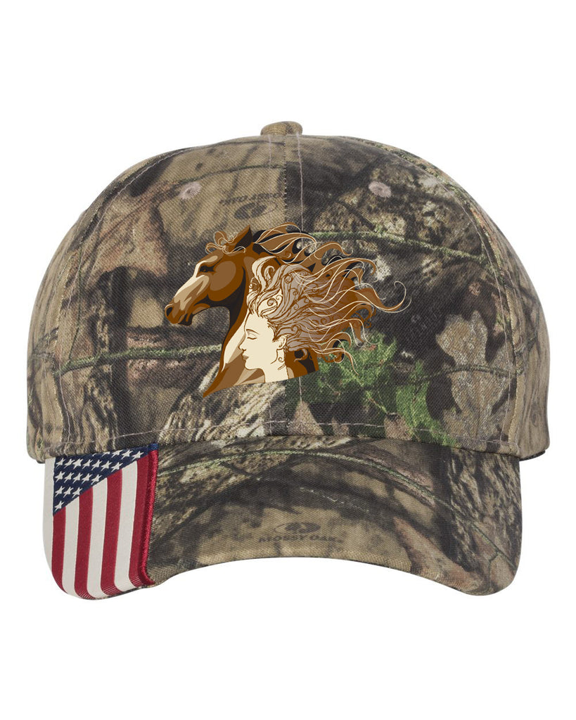 Copy of Spirit's Promise - Flag Hats Re Order