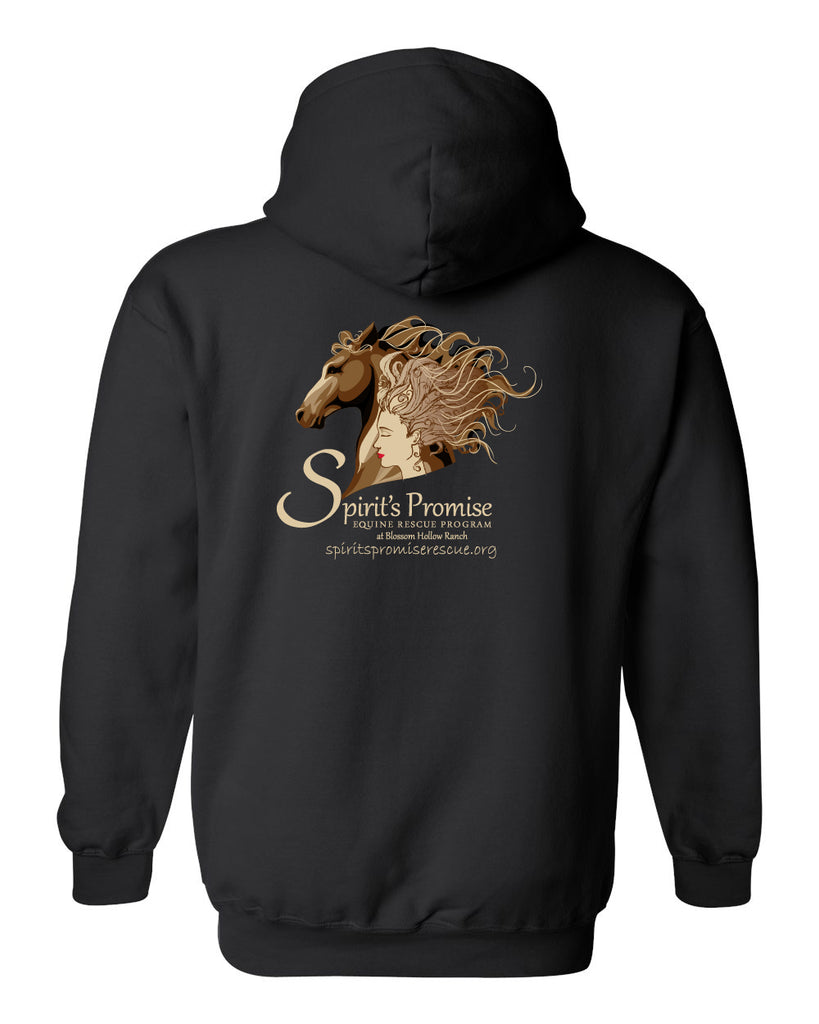 Spirits Promise - Help Us / Zip Up Hoodies