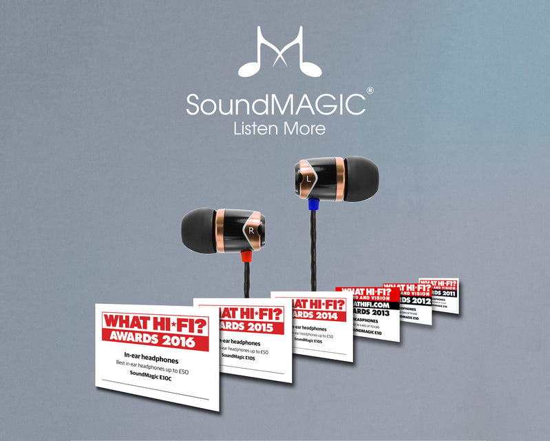 About SoundMAGIC Headphones
