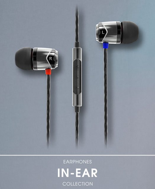SoundMAGIC In-Ear Collection