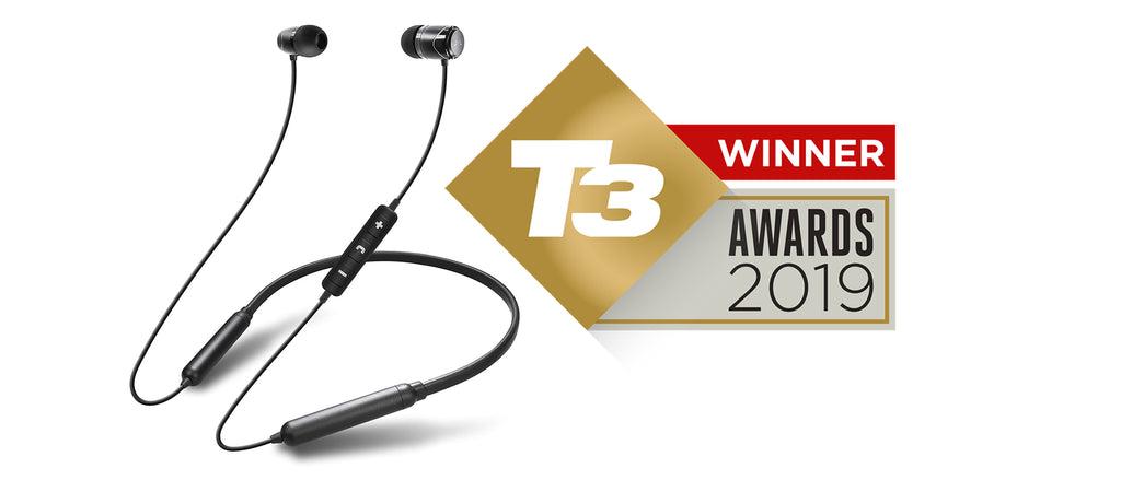 E11BT wins T3 award for best headphone under £100