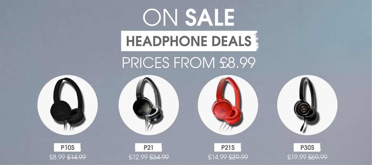 SoundMAGIC On-Ear Sale