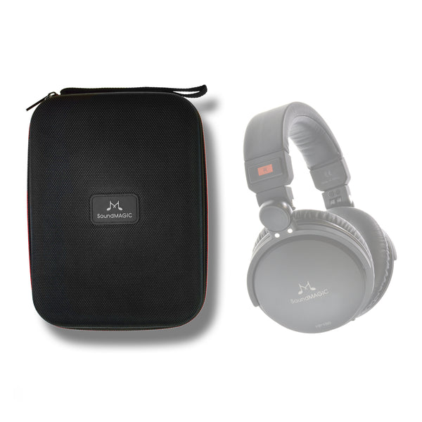 SoundMAGIC Replacement Headphone Hard Case for HP150/HP151/HP200 - SoundMAGICheadphones.com