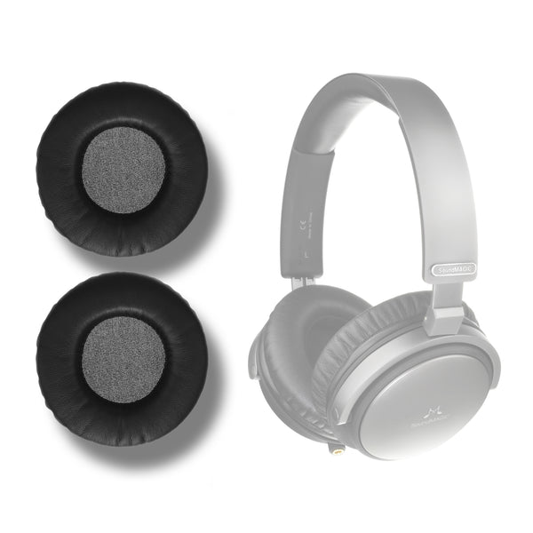 SoundMAGIC Replacement Earpads for Vento P55 Headphones - SoundMAGICheadphones.com