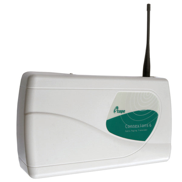 image of connexions cx6 on-site paging transmitter