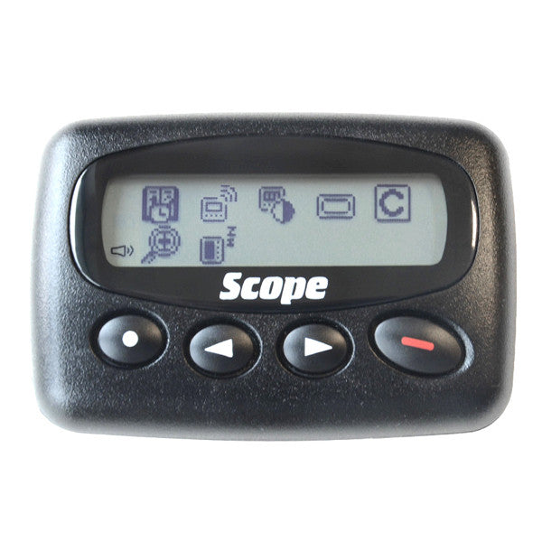 image of geo 28rc on-site pager