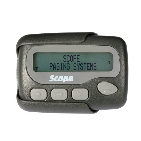 image of geo 40a9 on-site pager