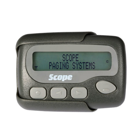 Scope GEO 40 On-Site Pager