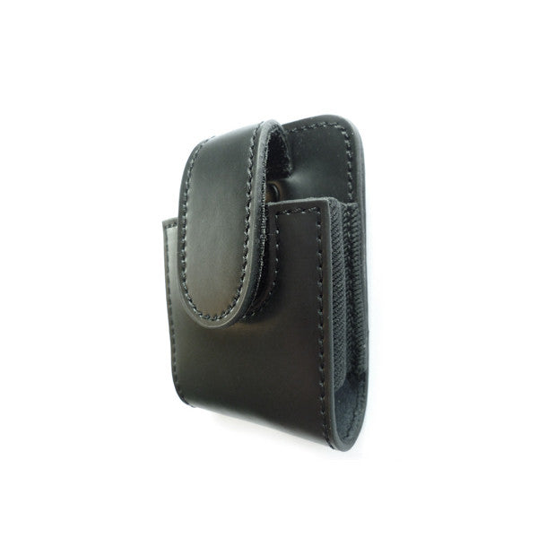 image of leather case which fits all pagers except the geo n9s