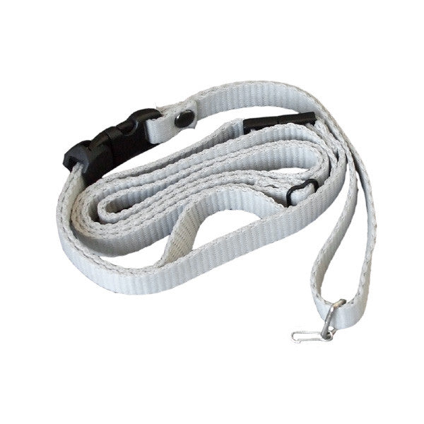 image of universal neck strap with clip