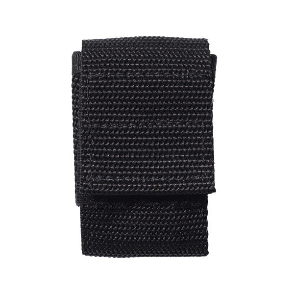 image of woven nylon pager case