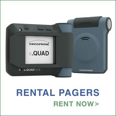 Image link to Rental Pagers Products