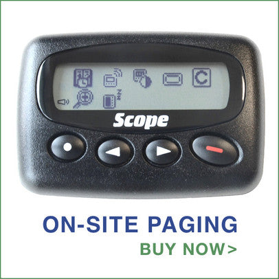 Image link to Purchase Pagers Products