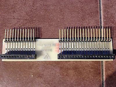King Small Part; KDF 805 board extender 009-5522-00 aka 009-05522-0000 rb 200-01506-0000.  NOS,  Circa 1970, 1980, 1990.