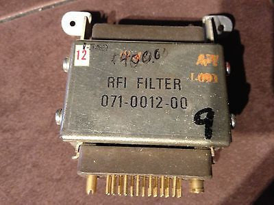 King KI-214 Interference Filter, KPN 071-0012-00.