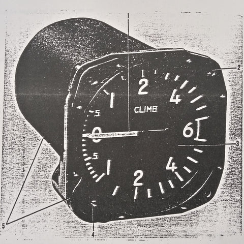 AerosonicRate of Climb Indicator RC-60, RC-60MS & RC-60MS-10-3 Overhaul Parts Manual. Circe 1956, 1973.
