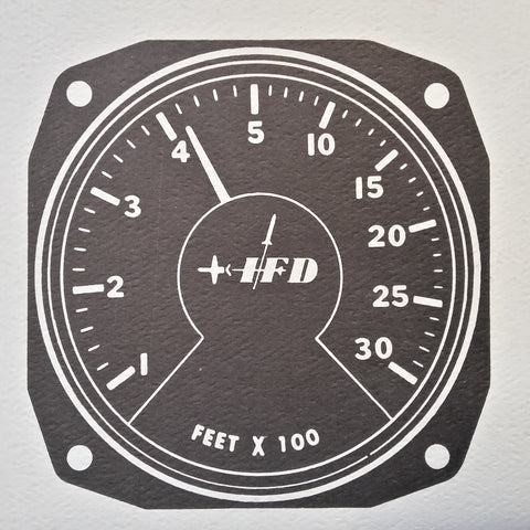 IFD Radar Altimeter GAR Service Manual.