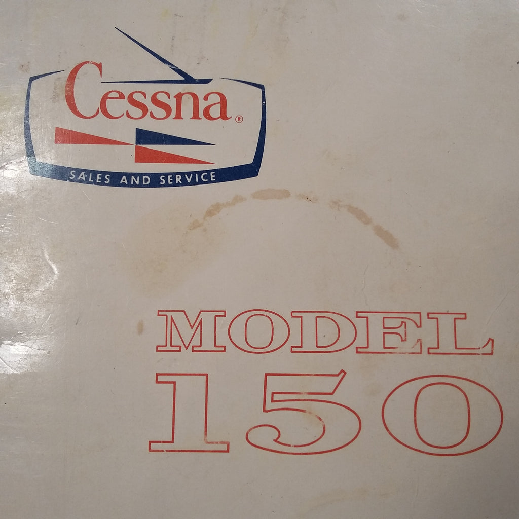 1968 Cessna 150 Owner's Manual.