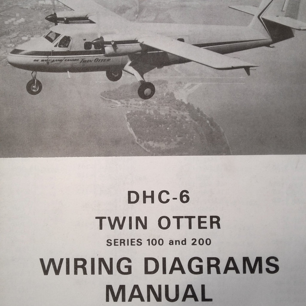 Enjoyable De Havilland Canada Dhc 6 Twin Otter Wiring Diagrams Manual Series Wiring 101 Relewellnesstrialsorg
