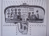 1973 Cessna U206F Stationair Owner's Manual.