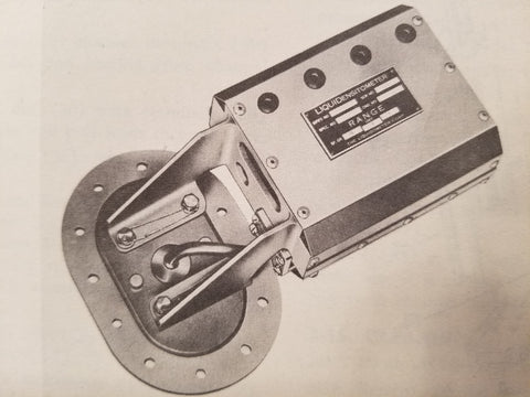 1954 Liquidensitometers EA904, EA909 & EA915 Series Overhaul Manual.